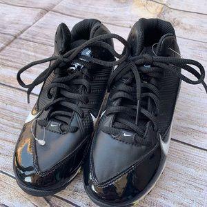 Boys Nike Football cleats SZ 1.5